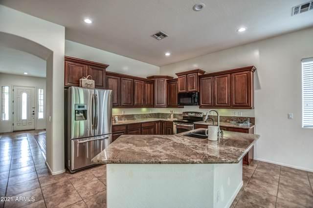 18041 E San Luis Drive, Gold Canyon, AZ 85118 (MLS #6266265) :: Yost Realty Group at RE/MAX Casa Grande