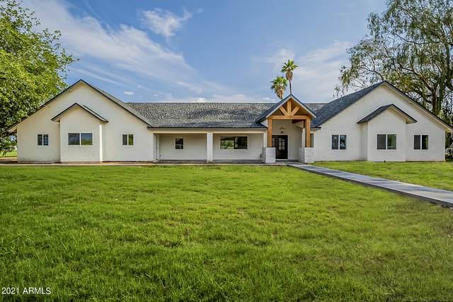 22929 E Munoz Street, Queen Creek, AZ 85142 (MLS #6266296) :: Elite Home Advisors