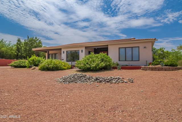 1305 W Palo Verde Drive, Wickenburg, AZ 85390 (MLS #6266305) :: The Everest Team at eXp Realty