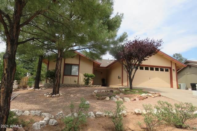 708 W Overland Road, Payson, AZ 85541 (MLS #6266311) :: ASAP Realty