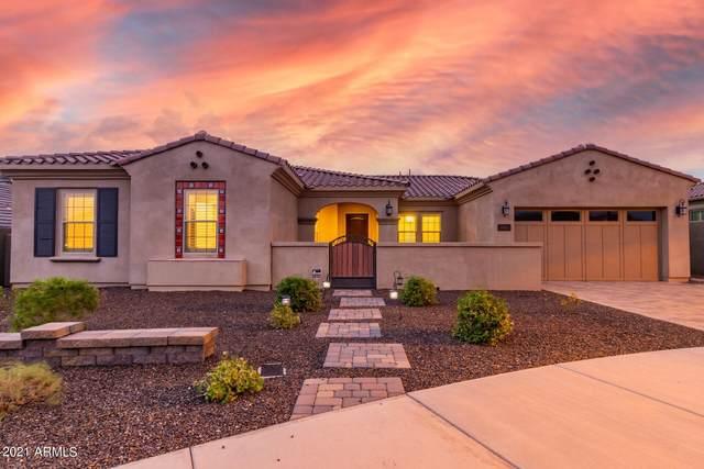 10964 N 137TH Street, Scottsdale, AZ 85259 (MLS #6266316) :: Elite Home Advisors
