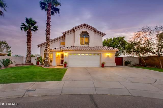 1021 W Kings Avenue, Phoenix, AZ 85023 (MLS #6266325) :: Yost Realty Group at RE/MAX Casa Grande