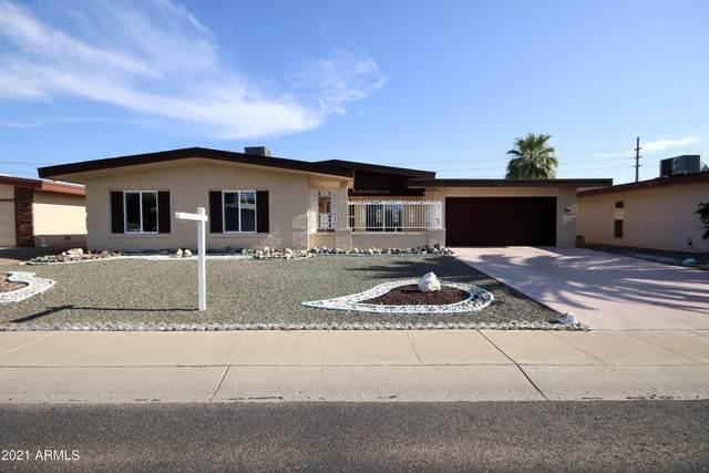 11029 W Granada Drive, Sun City, AZ 85373 (MLS #6266339) :: Executive Realty Advisors