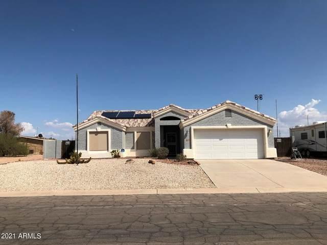 8511 W Altos Drive, Arizona City, AZ 85123 (MLS #6266352) :: Yost Realty Group at RE/MAX Casa Grande