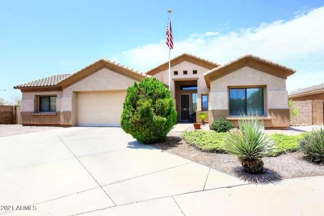 816 N Emery, Mesa, AZ 85207 (MLS #6266354) :: Yost Realty Group at RE/MAX Casa Grande