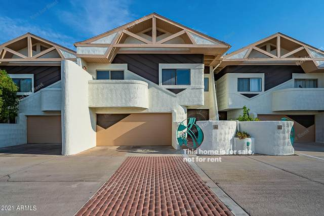 33 W Missouri Avenue #22, Phoenix, AZ 85013 (MLS #6266359) :: Yost Realty Group at RE/MAX Casa Grande