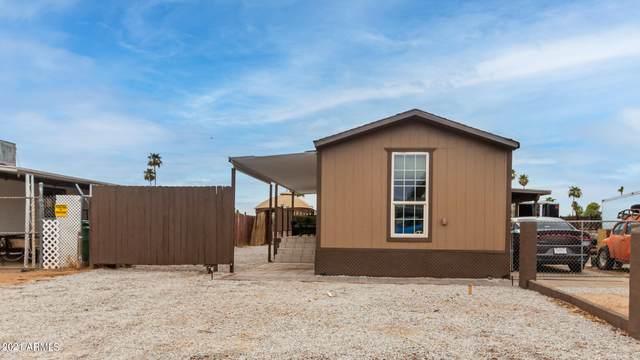 1708 S 78TH Street, Mesa, AZ 85209 (MLS #6266366) :: Scott Gaertner Group