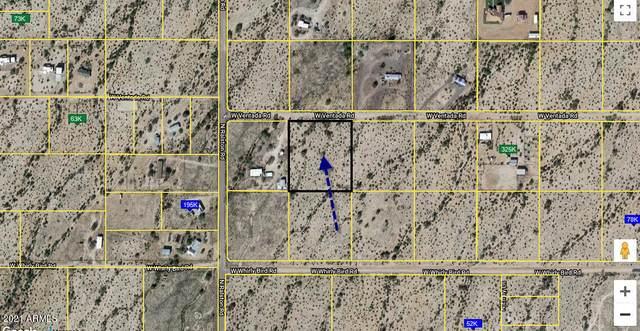 0 W Ventada Road, Maricopa, AZ 85139 (MLS #6266372) :: The Copa Team | The Maricopa Real Estate Company