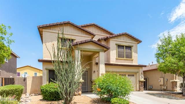 17670 W Bridger Street, Surprise, AZ 85388 (MLS #6266388) :: Yost Realty Group at RE/MAX Casa Grande