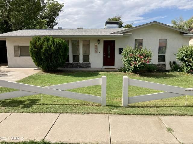 505 E 10TH Drive, Mesa, AZ 85204 (MLS #6266395) :: Yost Realty Group at RE/MAX Casa Grande