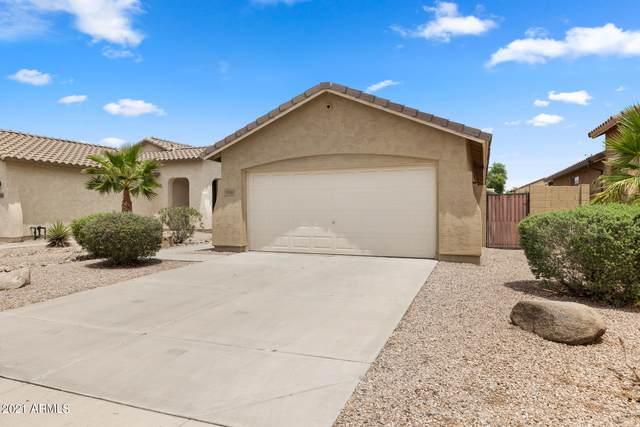 19311 N Toledo Avenue, Maricopa, AZ 85138 (MLS #6266397) :: Devor Real Estate Associates