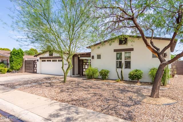 8631 E Berridge Lane, Scottsdale, AZ 85250 (MLS #6266403) :: Yost Realty Group at RE/MAX Casa Grande