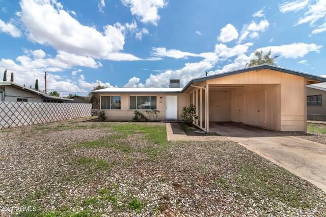 42 Brockbank Place, Sierra Vista, AZ 85635 (MLS #6266417) :: Yost Realty Group at RE/MAX Casa Grande