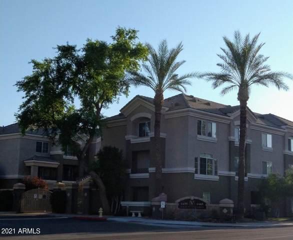 4455 E Paradise Village Parkway S #1038, Phoenix, AZ 85032 (MLS #6266420) :: Devor Real Estate Associates