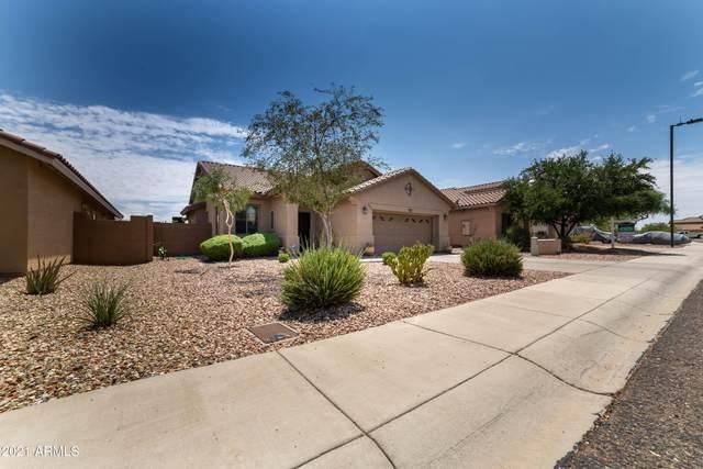 22183 W Shadow Drive, Buckeye, AZ 85326 (MLS #6266428) :: Kepple Real Estate Group