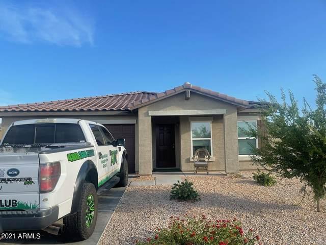 1617 E Silver Reef Drive, Casa Grande, AZ 85122 (MLS #6266430) :: Executive Realty Advisors