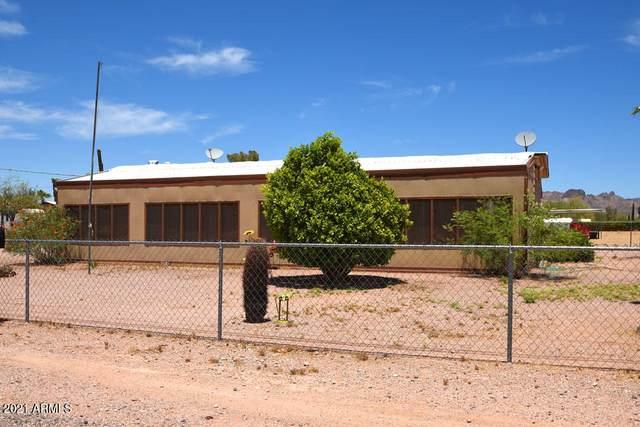1326 W Greasewood Street, Apache Junction, AZ 85120 (MLS #6266435) :: Executive Realty Advisors