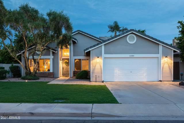 11485 N 90TH Way, Scottsdale, AZ 85260 (MLS #6266445) :: Devor Real Estate Associates