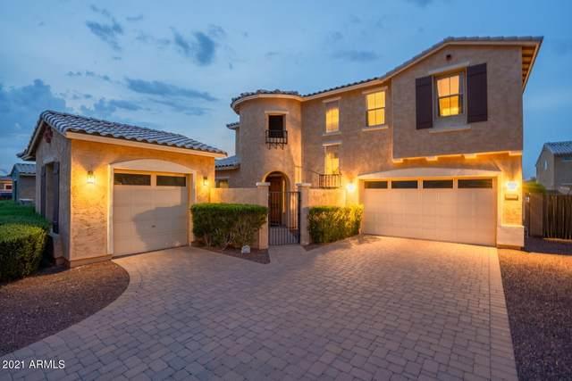 20256 E Russet Road, Queen Creek, AZ 85142 (MLS #6266464) :: The Daniel Montez Real Estate Group
