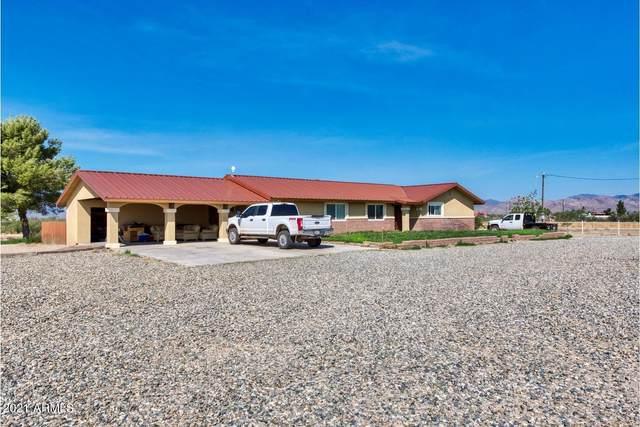 141 S Taylor Road, Willcox, AZ 85643 (MLS #6266482) :: Executive Realty Advisors