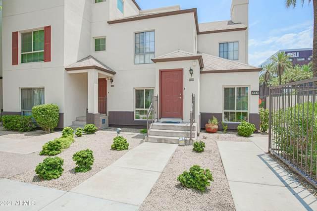 100 E Fillmore Street #207, Phoenix, AZ 85004 (MLS #6266484) :: Scott Gaertner Group