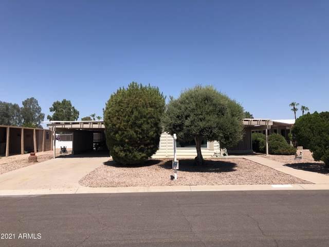9112 E Citrus Lane N, Sun Lakes, AZ 85248 (MLS #6266497) :: Maison DeBlanc Real Estate
