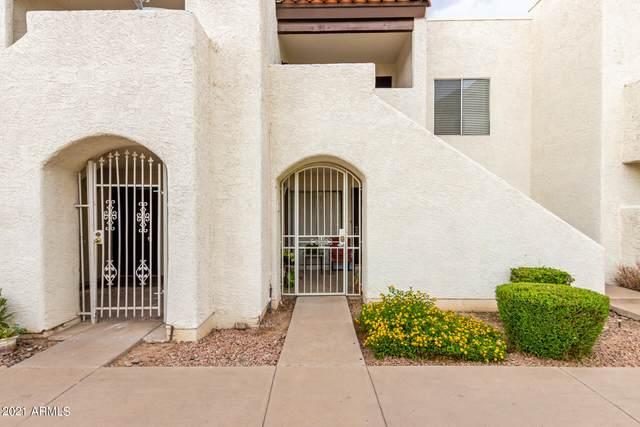 4730 W Northern Avenue #1137, Glendale, AZ 85301 (MLS #6266503) :: Relevate | Phoenix