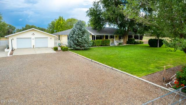 155 S Cottontail Drive, Chino Valley, AZ 86323 (MLS #6266511) :: My Home Group
