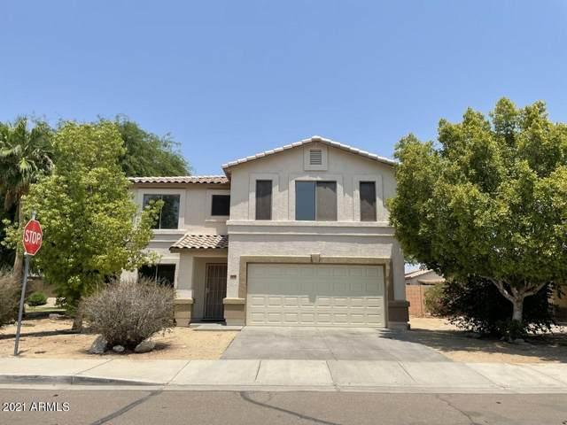 16084 W Monroe Street, Goodyear, AZ 85338 (MLS #6266517) :: Klaus Team Real Estate Solutions