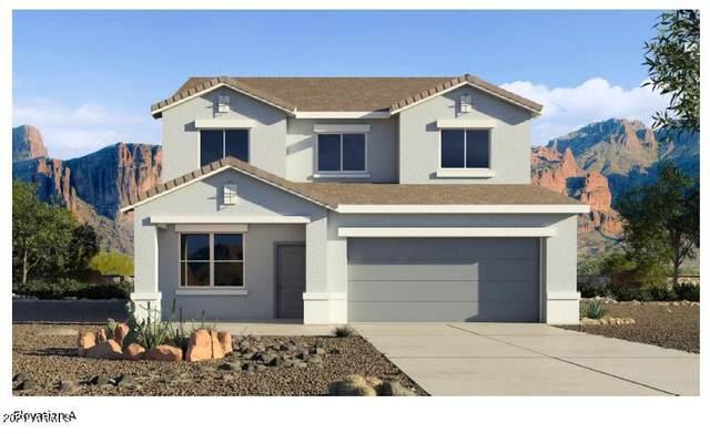 1419 W Chillingham Road, San Tan Valley, AZ 85143 (MLS #6266523) :: Yost Realty Group at RE/MAX Casa Grande