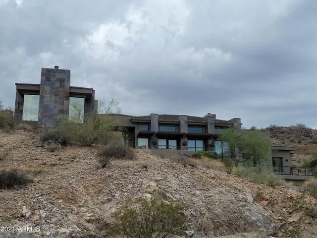 1805 E Rocky Slope Drive, Phoenix, AZ 85048 (MLS #6266539) :: Yost Realty Group at RE/MAX Casa Grande