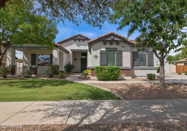 21086 S 186TH Place, Queen Creek, AZ 85142 (MLS #6266542) :: Executive Realty Advisors
