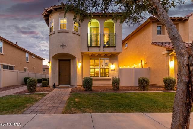 3707 E Hans Drive, Gilbert, AZ 85296 (MLS #6266560) :: The Daniel Montez Real Estate Group