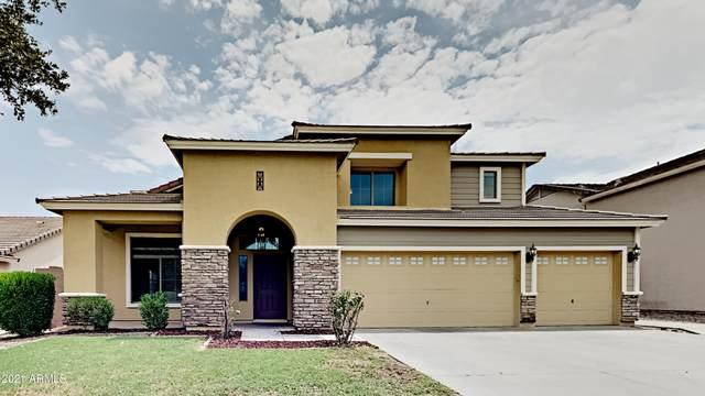 2403 W Quick Draw Way, Queen Creek, AZ 85142 (MLS #6266575) :: Elite Home Advisors