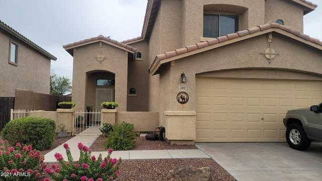 25809 W St James Avenue, Buckeye, AZ 85326 (MLS #6266578) :: Klaus Team Real Estate Solutions