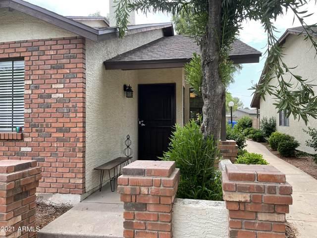 170 E Guadalupe Road #178, Gilbert, AZ 85234 (MLS #6266585) :: Yost Realty Group at RE/MAX Casa Grande