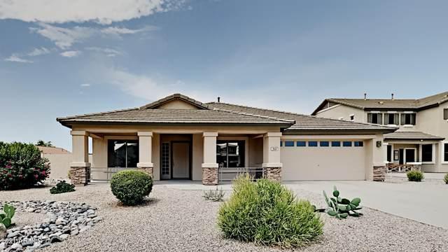 700 W Gascon Road, San Tan Valley, AZ 85143 (MLS #6266586) :: Yost Realty Group at RE/MAX Casa Grande