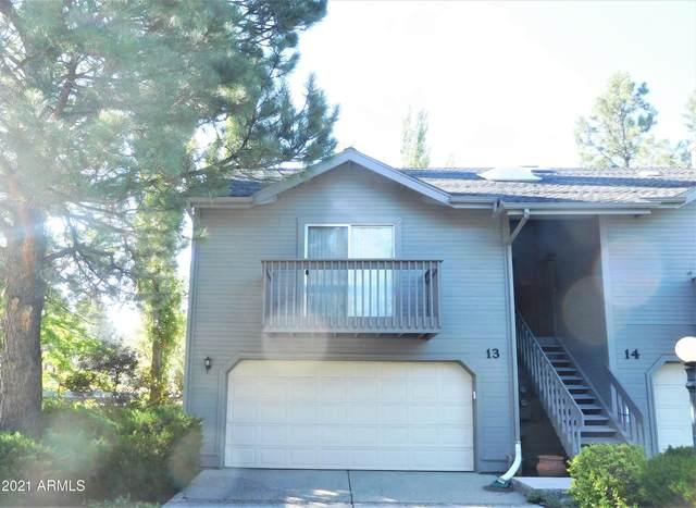 111 E Oak Avenue #13, Flagstaff, AZ 86001 (MLS #6266592) :: Balboa Realty