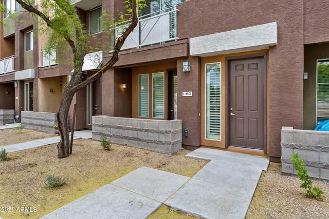 6745 N 93RD Avenue #1169, Glendale, AZ 85305 (MLS #6266595) :: Executive Realty Advisors