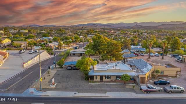 692 W Wickenburg Way, Wickenburg, AZ 85390 (MLS #6266602) :: Long Realty West Valley