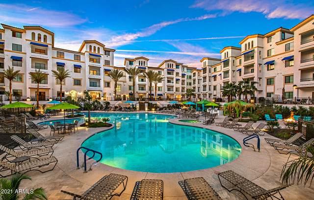 2511 W Queen Creek Road #317, Chandler, AZ 85248 (MLS #6266633) :: Keller Williams Realty Phoenix