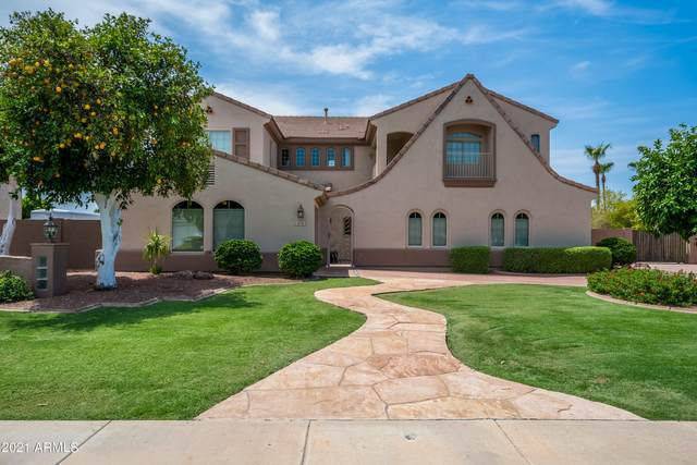 3945 E Fairfield Circle, Mesa, AZ 85205 (MLS #6266643) :: Executive Realty Advisors