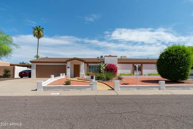 6548 E Camino Santo, Scottsdale, AZ 85254 (MLS #6266648) :: The Laughton Team