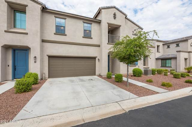 3900 E Baseline Road #112, Phoenix, AZ 85042 (MLS #6266649) :: The Laughton Team