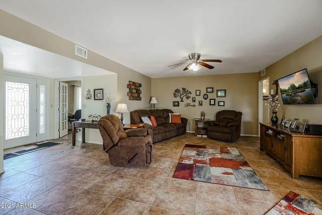 10209 W Caron Drive, Sun City, AZ 85351 (MLS #6266651) :: Yost Realty Group at RE/MAX Casa Grande