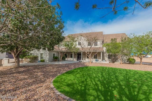 856 W Quail Circle, San Tan Valley, AZ 85143 (MLS #6266654) :: Yost Realty Group at RE/MAX Casa Grande