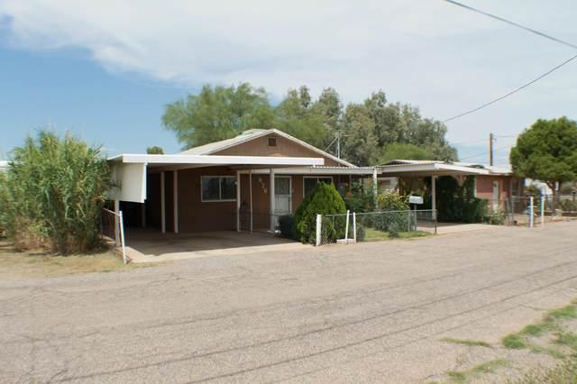 426 W Gibson Avenue, Coolidge, AZ 85128 (MLS #6266662) :: Klaus Team Real Estate Solutions