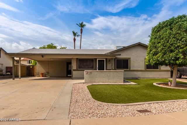 7538 E Hackamore Street, Mesa, AZ 85207 (MLS #6266667) :: Keller Williams Realty Phoenix