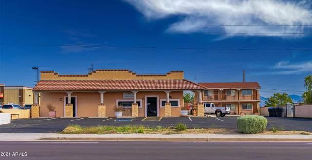 778 W Wickenburg Way, Wickenburg, AZ 85390 (MLS #6266712) :: Long Realty West Valley