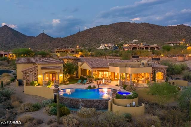 8361 E Echo Canyon Circle, Mesa, AZ 85207 (MLS #6266746) :: Arizona Home Group